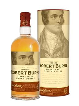 ARRAN ROBERT BURNS OF SINGLE MALT WHISKY 70CL 43°