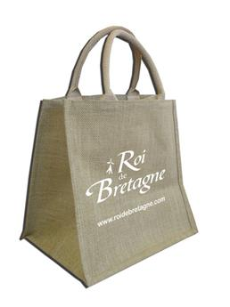 SAC JUTE NATUREL RDB
