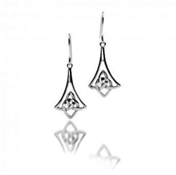 PENDANTS OREILLES MOTIF CELTIQUE 9190