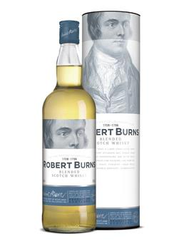 ROBERT BURNS  BLENDED 70CL 40°
