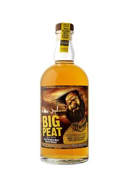 BIG PEAT BLENDED MALT WHISKY 70CL 46°