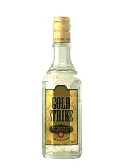LIQUEUR 50 CL 50° CANELLE GOLD STRIKE