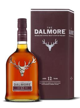 THE DALMORE 12 ANS 70CL 40°