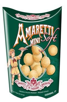 AMARETTI MINI SOFT 75G