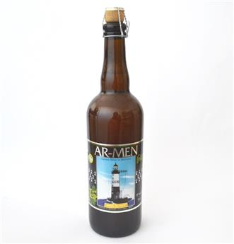 BIERE BIO 75CL AR MEN BLONDE 5°