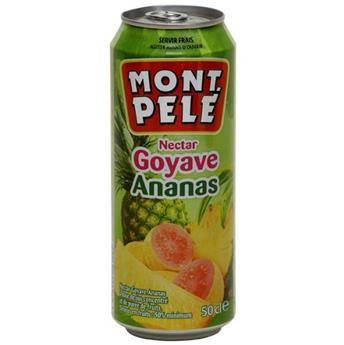 NECTAR ANANAS GOYAVE MONT PELE 50CL