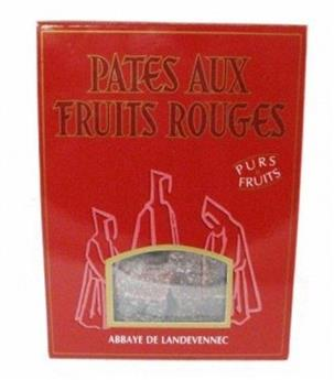 PATES DE FRUITS ROUGES BALLOTIN LANDEVENNEC 210GR